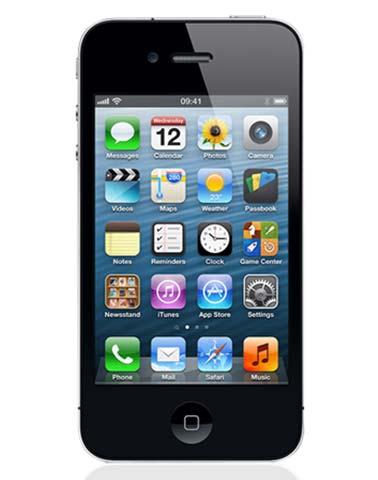 Oprava a servis Apple iPhone 4s